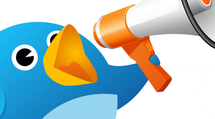 Follow us on Twitter to hear what our clients are up to