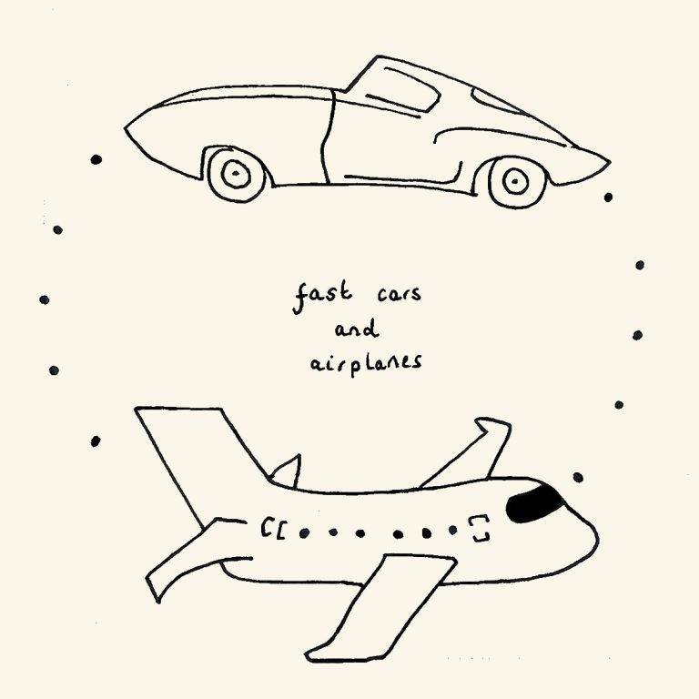 Track Review: Ettie – Fast Cars and Airplanes